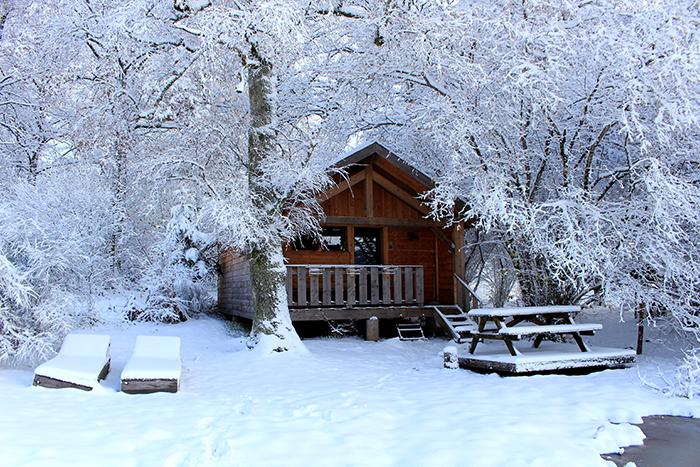 séjour détente en hiver