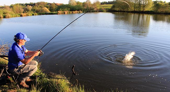 pêche au domaine de la patte d'oie